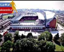 پیش بازی دیدار ستارگان رئال مادرید - لیورپول + فیلم