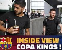 شت صحنه قهرمانی بارسلونا در جام حذفی اسپانیا
