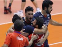 والیبالیستهای ایران قهرمان قاره کهن شدند/ دیوار چین شکست